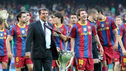 """Joan Laporta wil opnieuw voorzitter van Barcelona worden en lonkt naar terugkeer Guardiola: """"Pep is het boegbeeld van deze club"""""""