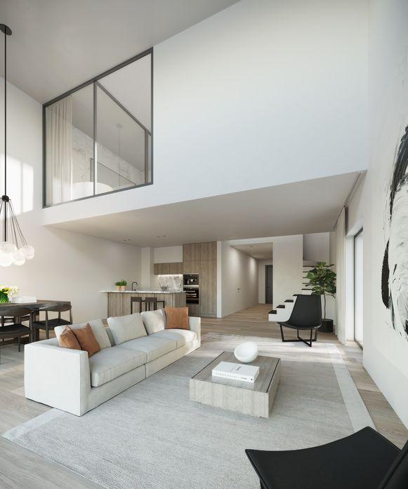 Eén van de projecten die Baobab Real Estate gerealiseerd heeft