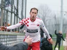 Kozakken Boys met tien man ook langs Jong FC Volendam