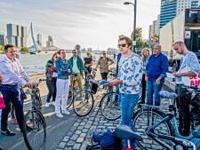 Fietsen langs de fraudeurs van Rotterdam, 'Hier ging de gemeente voor 8 miljoen het schip in'