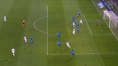 Gentse teen heft offside op: Colassin scoort na heel wat VAR-werk derde treffer in vier matchen