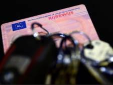18-jarige racet door Winterswijk en moet rijbewijs inleveren