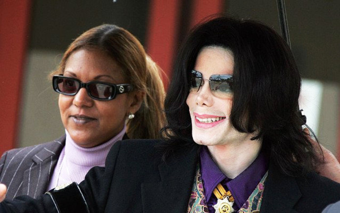 Raymone Bain, l'ancienne manager de Michael Jackson.