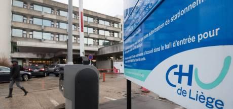 """Le CHU, seul hôpital liégeois où les visite sont autorisées: """"Le respect des règles va conditionner le maintien de ce système"""""""