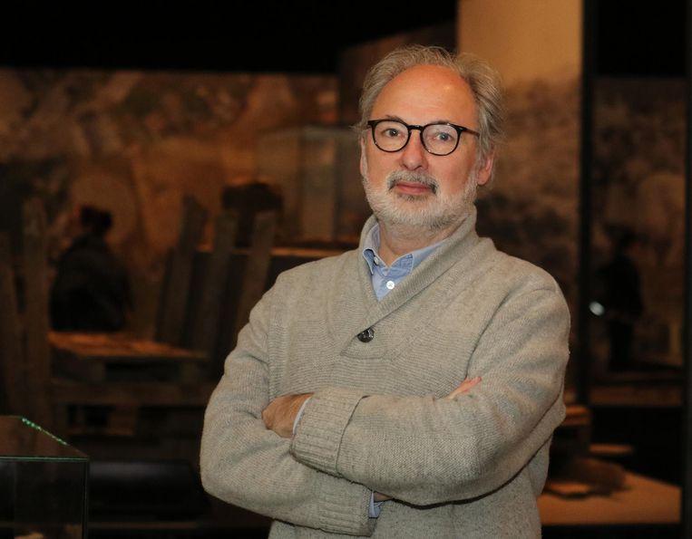 Piet Chielens: begonnen als bankdirecteur, maar nu al twee decennia conservator van het IFFM.