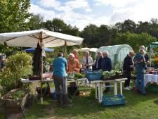 'Plantjesdag' op De Jipkesbelt in Nijverdal