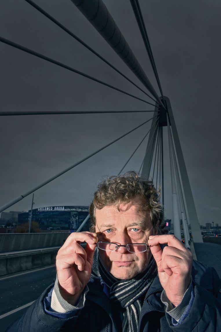 Ignace Van de Velde Beeld Koen Bauters