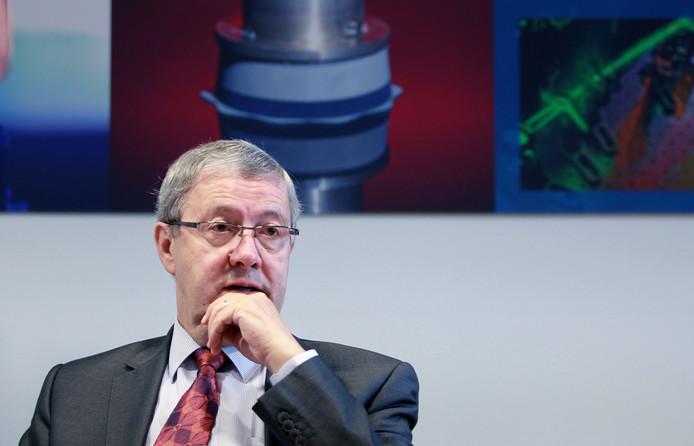 Algemeen directeur Jacques Joosten van onderzoeksinstituut DPI.
