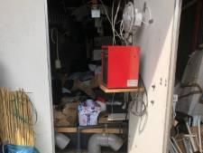 Mobiele hennepplantage gevonden in Gendt