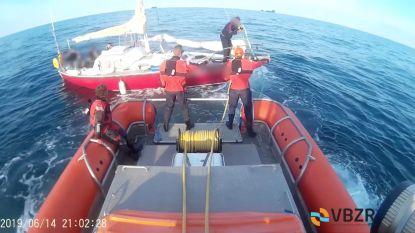 Mensensmokkelaars krijgen tot 6 jaar cel nadat zeilbootje met 9 transmigranten motorpech krijgt voor kust van Oostende