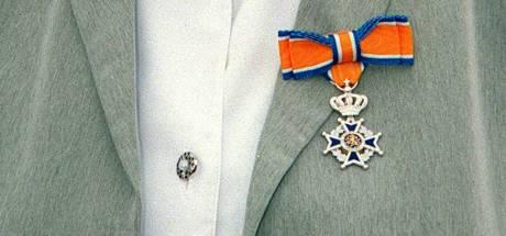 Vijf keer Lid in Orde van Oranje Nassau