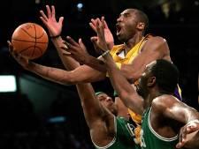 Kobe Bryant in mei alsnog in Hall of Fame