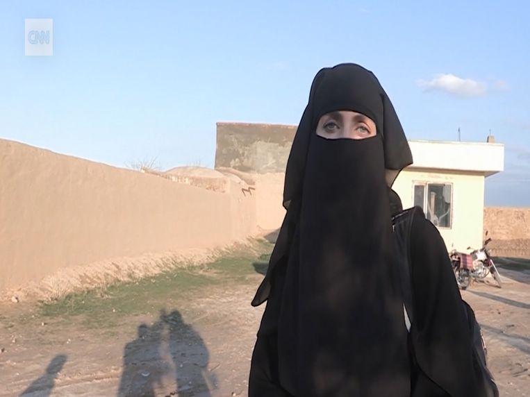 Clarissa Ward in het Noorden van Afghanistan op bezoek bij de Taliban.