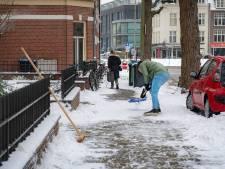 Nijmegen moet beter strooien: 'Mensen durven niet meer naar buiten'