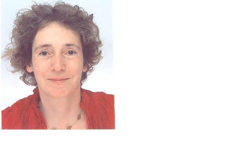 Alida van der Veen, juriste en historica. Beeld