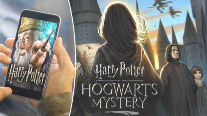 Het is eindelijk zover! Vanaf vandaag kan je het 'Harry Potter'-spel spelen op je smartphone