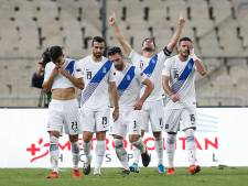 Vangelis Pavlidis helpt Grieken aan een strafschop en een man meer bij zege