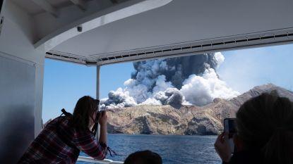 Amerikaans koppel op huwelijksreis zwaar verbrand bij vulkaanuitbarsting Nieuw-Zeeland