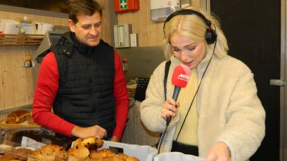 Julie Van den Steen trapt 'MNM Top 1.000' op gang in foodtruck Gozin