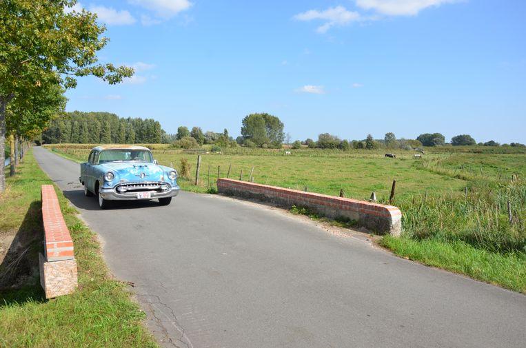 Eerder werden vraagtekens geplaatst bij de noodzakelijkheid om het overstromingsgebied 'Ten Rijen' te renoveren.