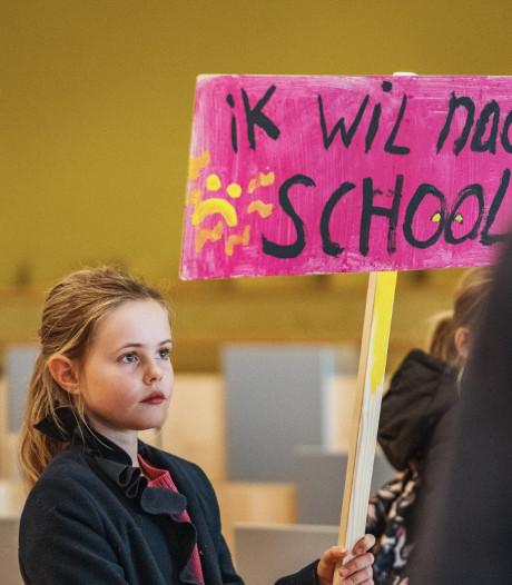 Groeiend lerarentekort? Ouders maken zich er nauwelijks druk om