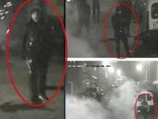 Politie toont ongeblurde foto's 'vuurwerktuig' Zuilen: 'Nog even en we staan bij je voor de deur!'