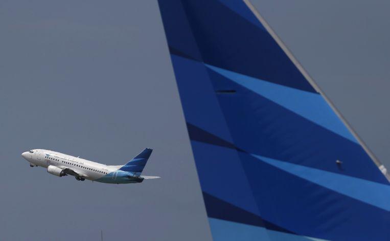 Een buitenlands militair vliegtuig is vrijdag boven Zweden bijna in botsing gekomen met een passagiersvliegtuig. Beeld reuters