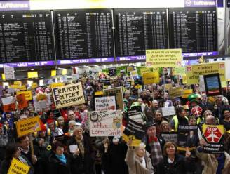Staking op luchthaven Frankfurt verlengd tot vrijdagavond