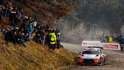Thierry Neuville opent seizoen met prestigieuze zege in Rally van Monte Carlo