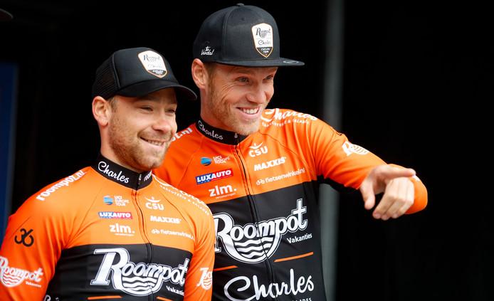 Michael van Staeyen en Lars Boom.