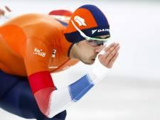 LIVE | Verbij mag nog voorzichtig hopen op podium na 500 meter