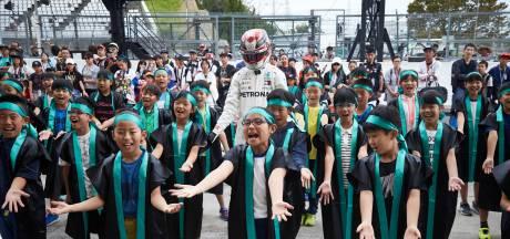 Tyfoon Hagibis gaat voor drie natte dagen zorgen bij GP in Suzuka