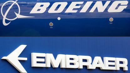 """""""Boeing wil samenwerken met Embraer"""""""