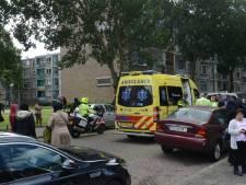 Kindje valt 'van driehoog' uit raam op Pachtersdreef, slachtoffertje met spoed naar ziekenhuis