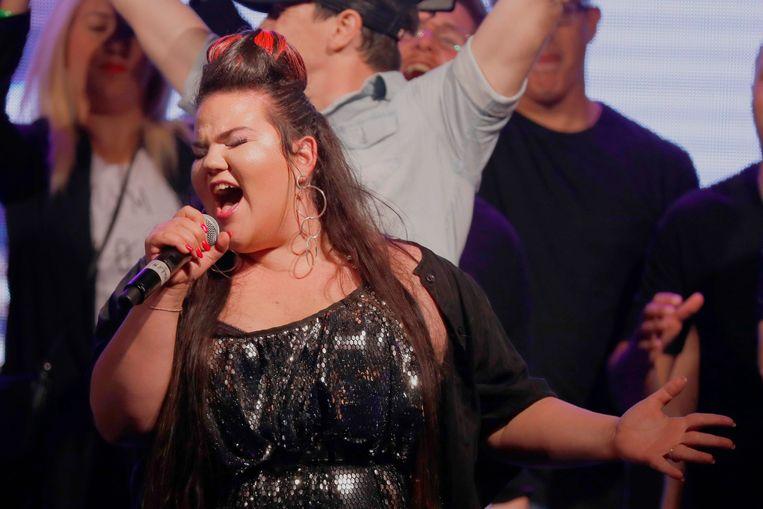 Netta zal opnieuw 'Toy' zingen, waarmee ze vorig jaar won