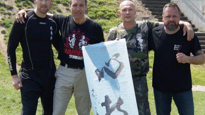 Vechtsportfans halen hartje op aan De Borre