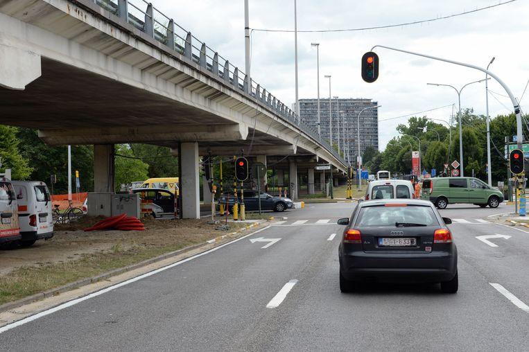 Verkeerslichten aan kapucijnenvoer in Leuven werken niet