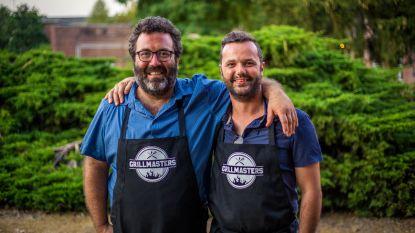 Gilles en Wannes zijn de beste grillers van Vlaanderen
