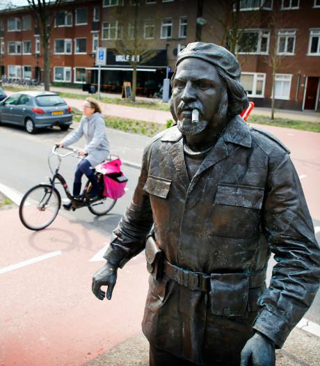 Standbeeld Che Guevara op Croeselaan in Utrecht blijft gewoon staan