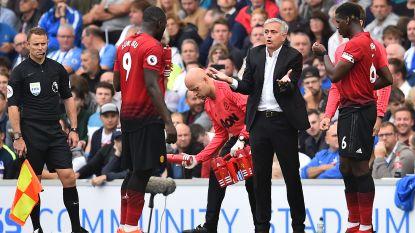 """""""Your city is blue"""": machteloos United de boot in bij Brighton, Lukaku's eerste treffer van nieuw seizoen baat niet"""