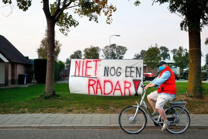 Herwijnen wil geen nieuwe militaire radar.