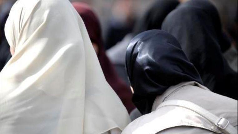 Een thema als het dragen van hoofddoeken zorgt voor verdeling bij de sp.a.