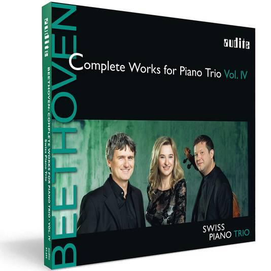 Swiss Piano Trio - Beethoven.