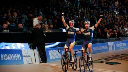 Outstanding: De Ketele en De Pauw pakken eindzege Zesdaagse Rotterdam