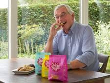 Hit in het winkelschap: de koekjes van Eef