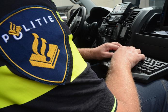 stockpzc stockadr politie aanhouding boete