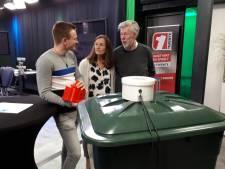 Waterdag in Enschede: 'Handig zo'n slimme regenton'