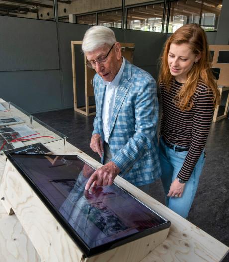 Opa tast zijn geheugen af, zijn handen vertellen het verhaal van de Slag om Arnhem