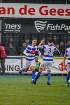 De Graafschap-voetballer Versteeg speelt met Spakenburg tegen Ajax: 'Shirt van Van de Beek scoren'