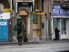 Justitie eist 12 maanden voor plaatsen van nepbom bij restaurant HaCarmel